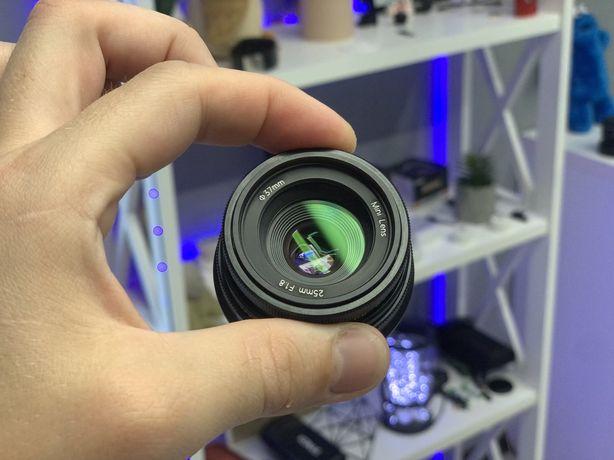 Panasonic Olympus 25 mm f1.8 micro 4/3