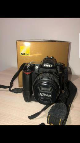 Продається фотоапарат Nikon D90