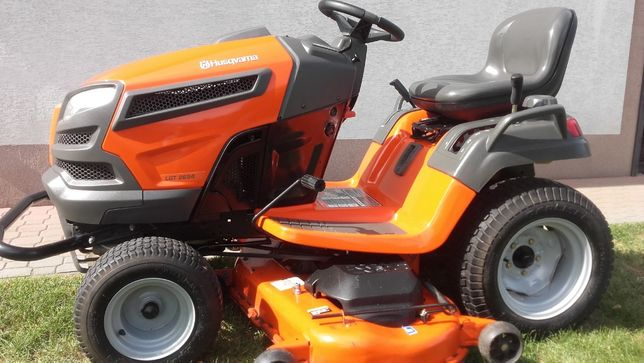 traktorek, kosiarka, Husqvarna LGT2654, YTH, 26KM, john deere D, L MTD