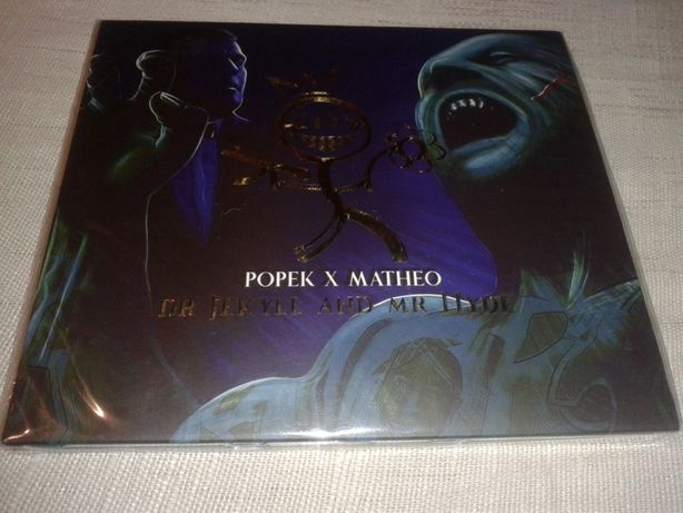 [Hip-Hop] Popek x Matheo - Dr Jekyll And Mr Hyde [Nowa Zafoliowana]