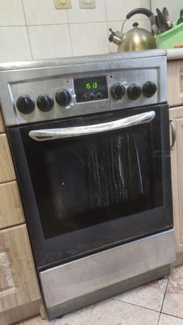 Комбинированная плита mastercook