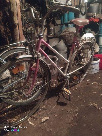 Продам велосипед невеликий торг