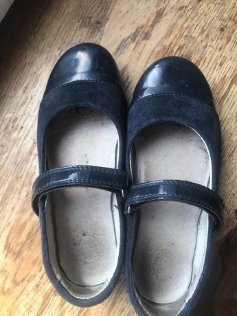Туфли кожанные  туфельки натуральная кожа