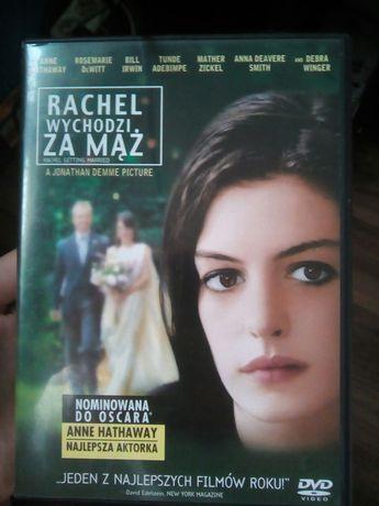Rachel wychodzi za mąż film DVD Anne Hathaway obyczajowy