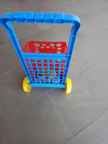 Trolley/carro de compras para brincar