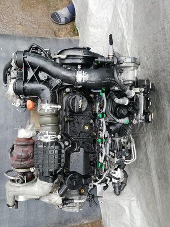 Двигатель Мотор 9H05 / 10JHC 1,6hdi Е5 Peugot Citroen Volvo Ford Mazda