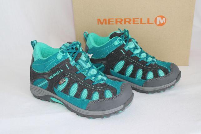 Ботинки фирма MERRELL, амер/-1, европейский-31, 5, стельке-20,5 см