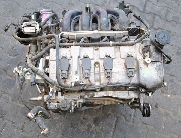 Silnik MAZDA 2 1.3 16V Kod silnika: ZJ Kompletny