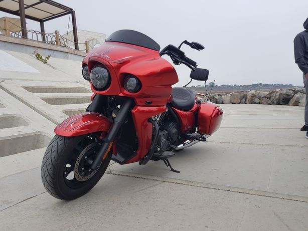 Kawasaki vn1700 vaquero