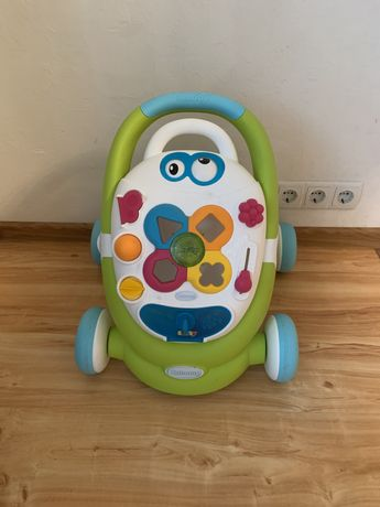 """Учебно-игровой центр """"Цветочек"""" со съемной панелью - Smoby Toys Cotoon"""