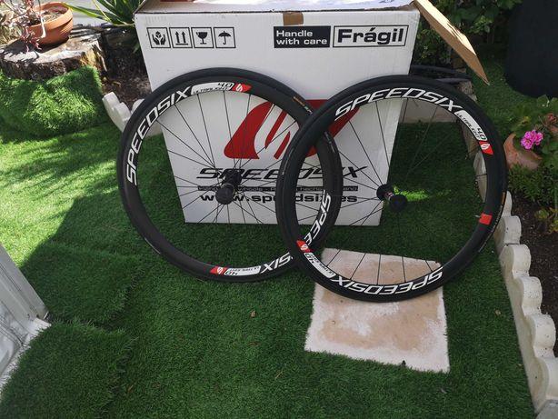 Rodas de Carbono Speedsix