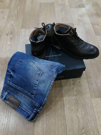 Tommy hilfiger original ботинки