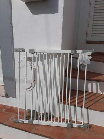 Portão de segurança bébé