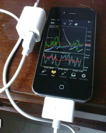 iPhone 4 CDMA 8GB + приложения