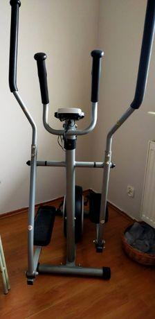 orbitrek magnetyczny, rower eliptyczny