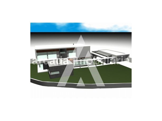 Terreno para construção de Moradia Isolada com 2.190 m2 e...