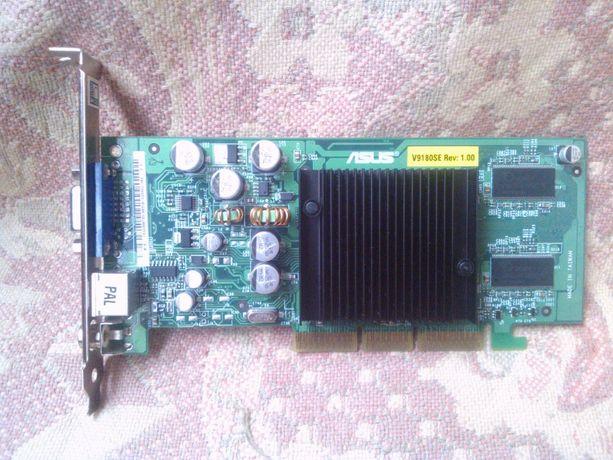 Відеокарти AGP 64MB/64bit