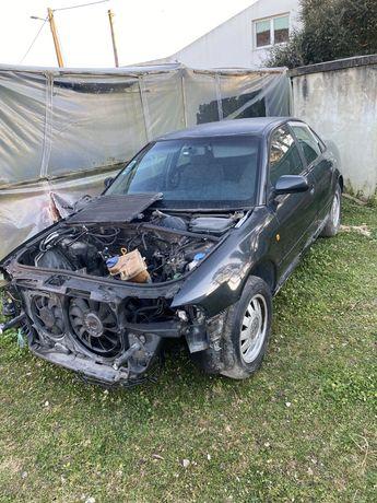 Audi a4 para peças de 98 a gasolina