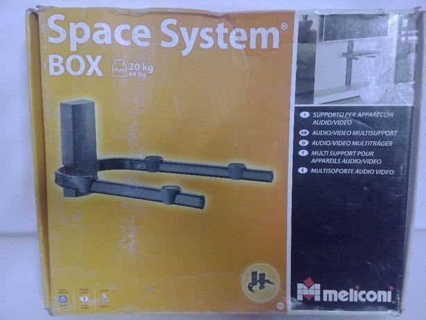 Sistema de espaço para televisões. ANT