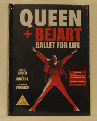 Queen + Bejart Ballet For Life/DVD Nowa