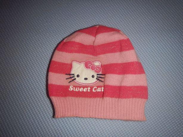 Uzywana czapka cat