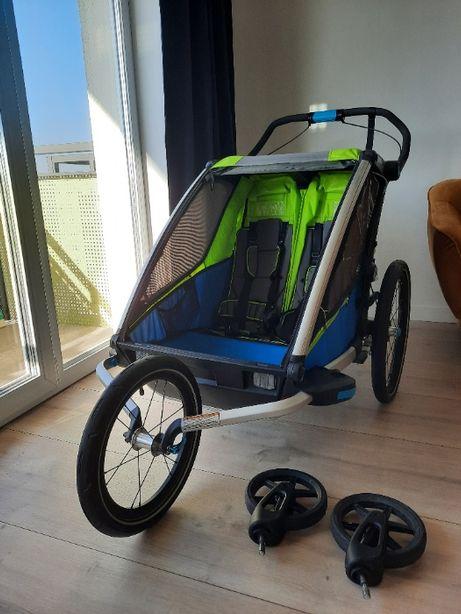 Przyczepka rowerowa / do biegania Thule Chariot Sport 2 Wrocław