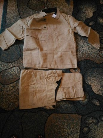 Костюм сварщика, спец.одежда, сварочный костюм