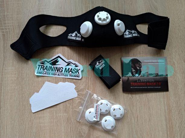 Дыхательная маска для бега и тренировок Elevation Training Mask от85кг