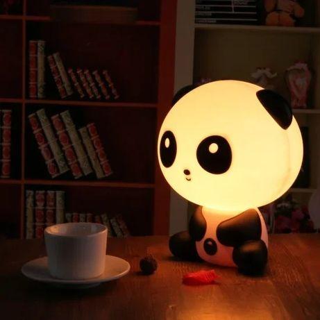 Детская лампа-ночной светильник Table Lamp Animal Панда