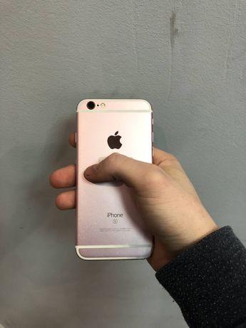 Айфон iPhone 6S 32GB Rose Gold Розовый также 5S/6/SE/7/8/X/XR/Plus