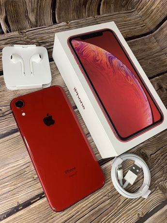 Iphone XR RED 64GB neverlock