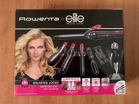 Rowenta for elite model look