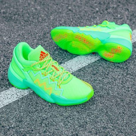 Оригинал! Баскетбольные кроссовки Adidas D.O.N Issue 2 (FU7385)