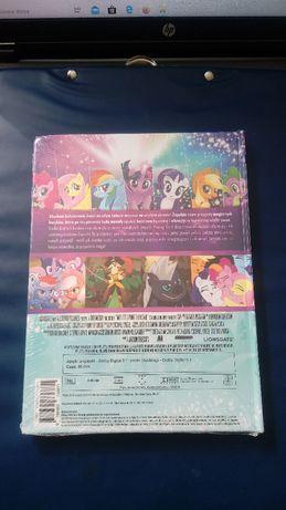 My Little Pony. Przygoda rusza z kopytka DVD