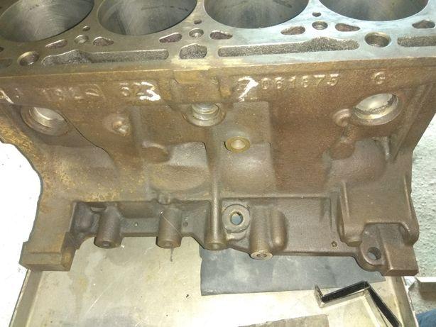 Блок цилиндров двигателя К7М