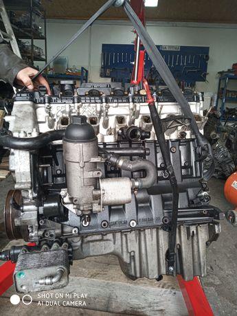 Двигатель BMW E60 E61 2.5 D M57T E4 256D2 мотор бмв дизель