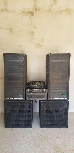 P.A Acústica e CVA