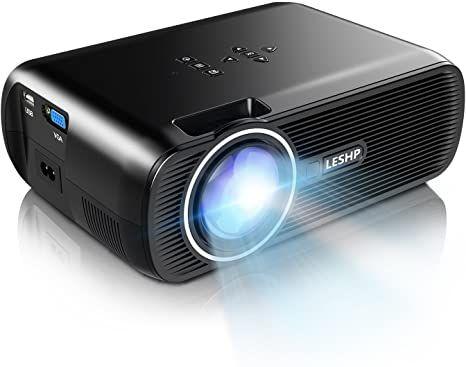 projektor LESHP 1080P HD
