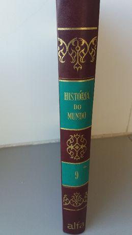 Coleção livros história