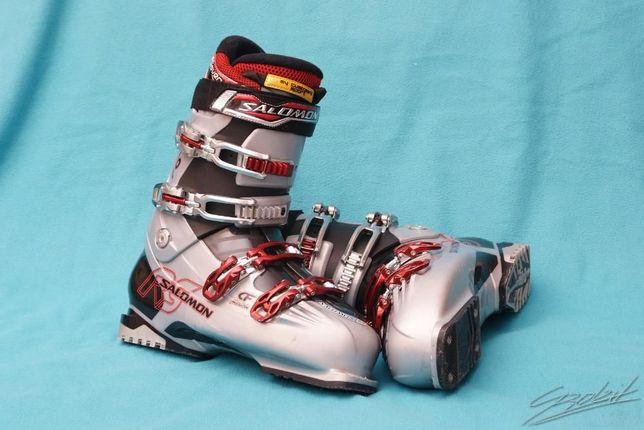PROMOCJA !!! Buty narciarskie- Salomon Mission RS CF 70