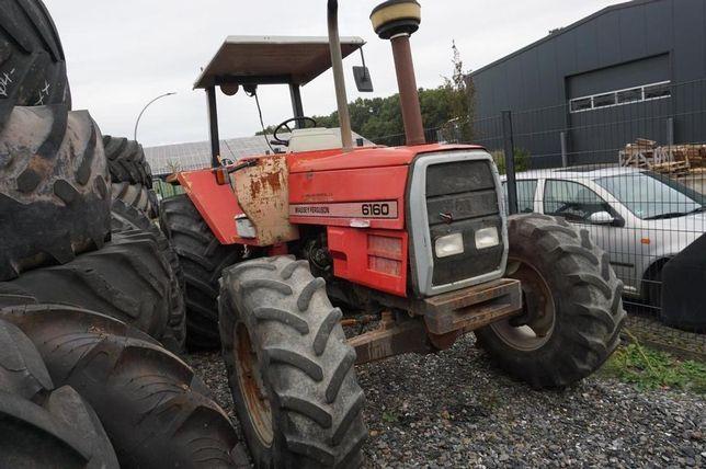 Massey Ferguson 6160 ciagnik rolniczy
