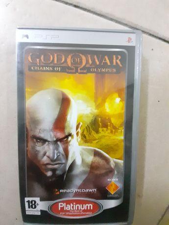 Jogo PSP, God Of War