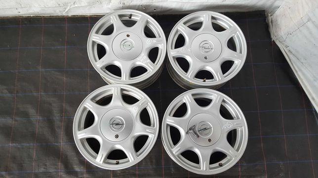 Felgi aluminiowe kpl 5x110 7Jx16cali ET39 OPEL OMEGA