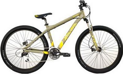 Велосипед Bergamont Kiez Flow 2012.