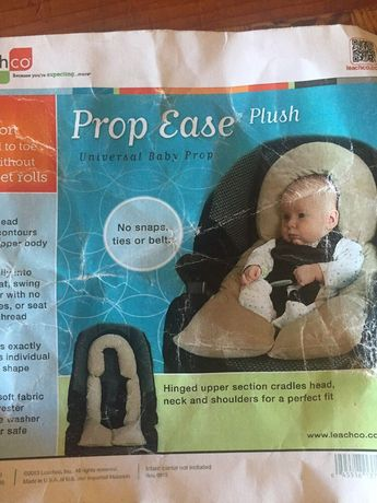 Мягкая подушка для новорождённых