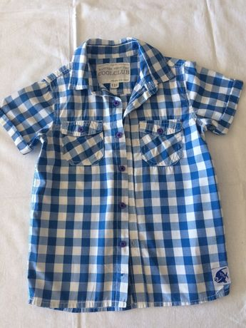 Koszulka krótki rękaw COOL CLUB ( SMYK ) roz. 122