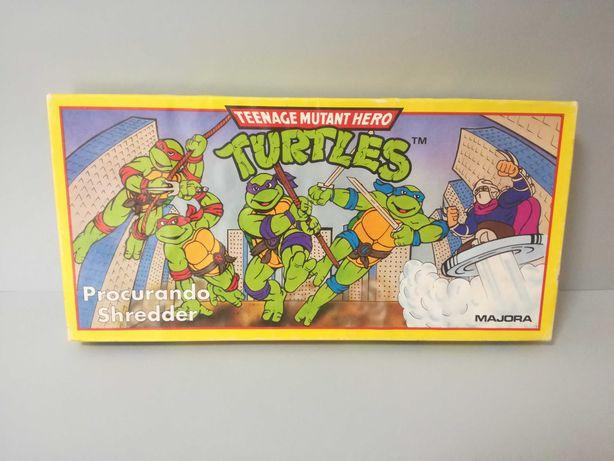Jogo Tabuleiro Tartarugas Ninja Majora