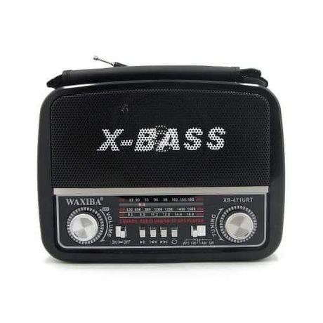 Radio w stylu retro karta Sd i Usb
