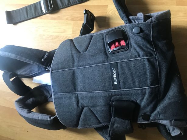 Кенгуру рюкзак babybjorn one до 3 лет