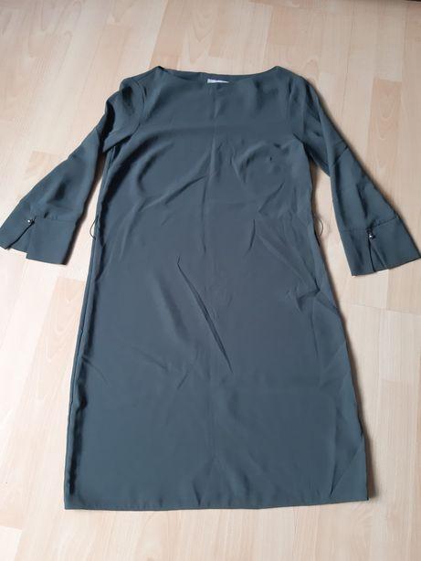 Nowa sukienka khaki H&M rozm. S